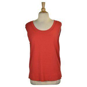 Jones New York Pullovers XL Red